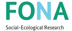 Logo: BMBF FONA social-ecological research