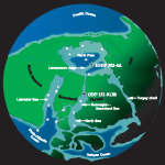 Der Nordpol im Eozän