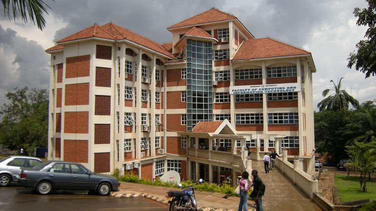 Faculty of Computing and Information Technology Building