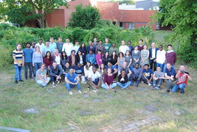 Group picture of the participants and the PPRE-Staff.