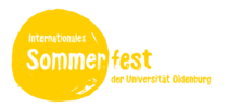 Logo Internationales Sommerfest der Universität Oldenburg