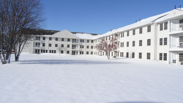 University of South Dakota: McFadden Hall