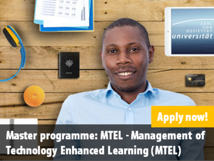New master's programme MTEL