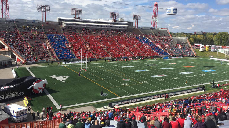 McMahon Stadium University of Calgary