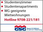 Sponsor GSG